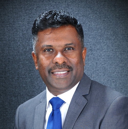 Mr. Victor Ramanan - Deputy Chairman/CEO, Nawaloka College of Higher Studies